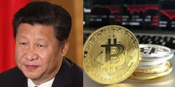 시진핑 중국 국가 주석이 블록체인을 중국 경제 돌파구롤 강조하면서, 비트코인 가격이 급등했다.
