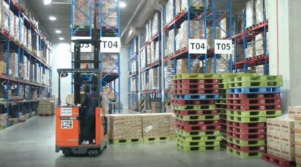 엔에스아리아는 CJ대한통운과의 전략적인 파트너십을 통해 전국 익일 배송 프로스세스를 갖췄다.