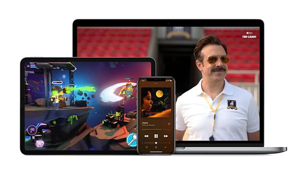 애플 원(Apple One) 통합 구독 서비스 [사진: 애플]